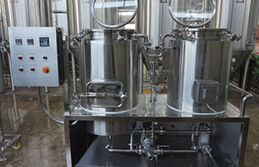 200L Home brewing equipment, pilot beer brewing machine
