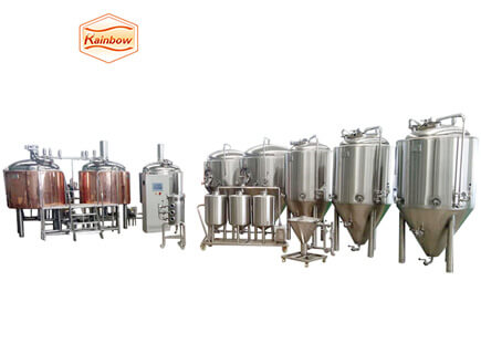 1000L brewery system