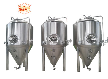 1500L brewery system