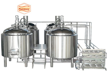 2000L brewhouse