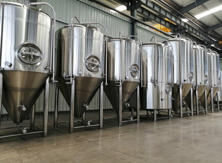 30BBL brewery system