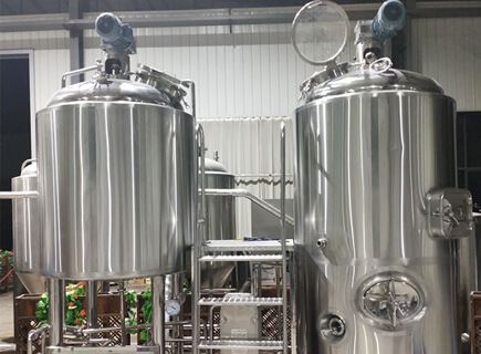 7BBL brewhouse